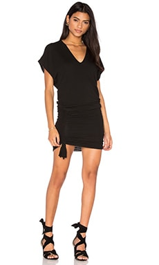 Riller & Fount Corky Dress in Noir