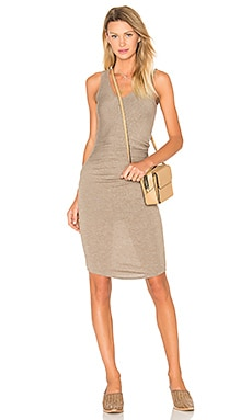 Gia Dress in Clay