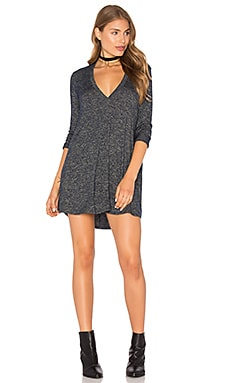 Riller & Fount Kevin Dress in Ink
