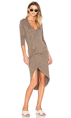 Edith Dress in Drifter