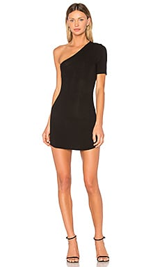 X REVOLVE Lyle One Shoulder Dress