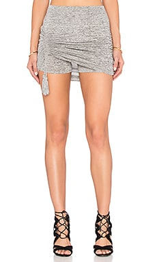 Peggy Skort in Pebble