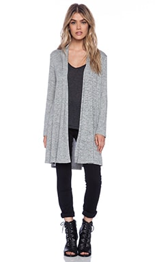 Riller & Fount Giovani Cardigan in Pebble