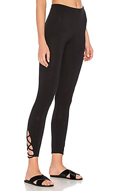 Merle Leggings en Noir