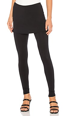 Nate Leggings with Attached Skirt