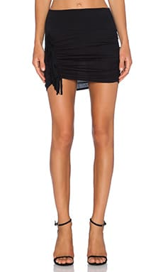 Riller & Fount Jones Mini Skirt in Coal