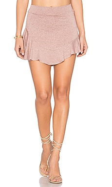 Buzzy Skort in Tea Rose