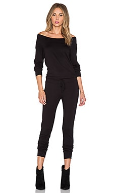 Riller & Fount Octavia Jumpsuit in Black