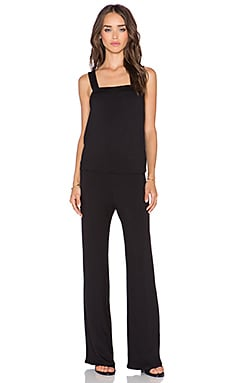Riller & Fount Hazel Jumpsuit in Black
