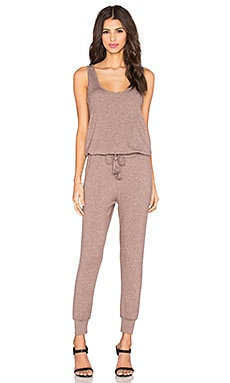 Riller & Fount Ali Sleeveless Jumpsuit in Desert Rose