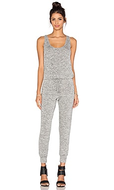 Ali Sleeveless Jumpsuit in Pebble