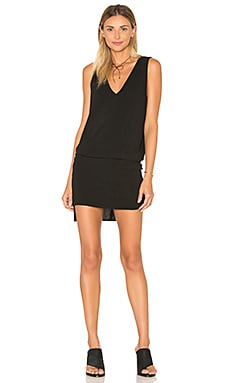 Riller & Fount Cruz Romper in Noir