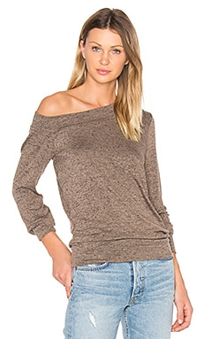 Gertrude Top in Drifter