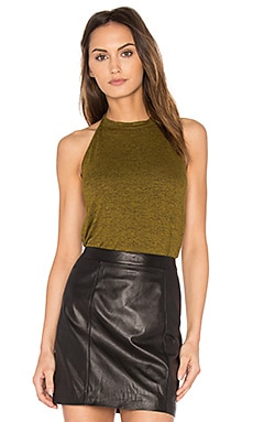 Foxy Halter Top in Wildrye