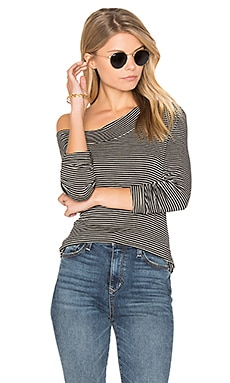 Randy One Shoulder Top