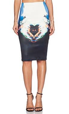 Ringuet Clarissa Midi Skirt in Multi