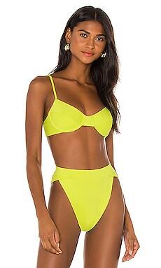 Jax Bikini Top Riot Swim $46