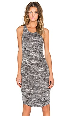 RISE Centre Field Dress in Grey
