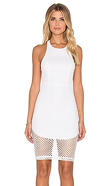 RISE One & Only Dress in White