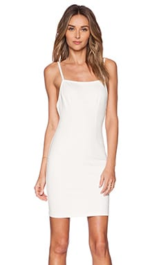 RISE OF DAWN Hideaway Dress in White