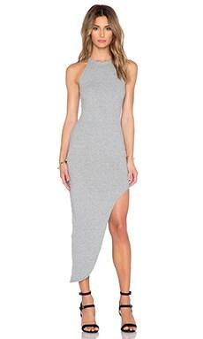RISE OF DAWN Charlize Maxi Dress in Grey
