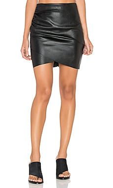 RISE OF DAWN Full Throttle Skirt in Black