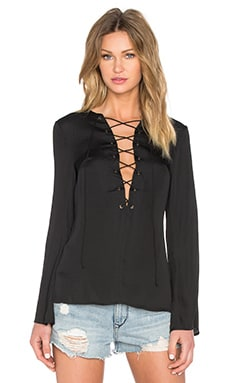 RISE OF DAWN Mythical Top in Black