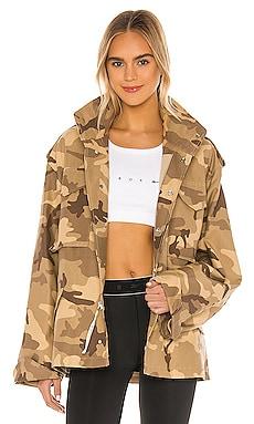 Куртка милитари - Reebok x Victoria Beckham