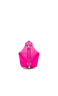 Rebecca Minkoff Julian Backpack Key Fob in Flamingo