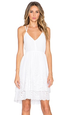 Rebecca Minkoff Belinda Dress in White