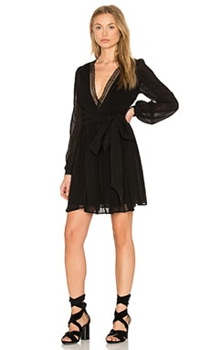 Rebecca Minkoff Lolo Dress in Black