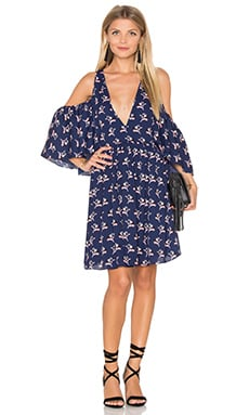 Rebecca Minkoff Robbie Dress in Indigo