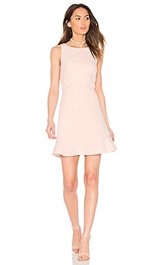 Tiffani Dress in Pink Sand