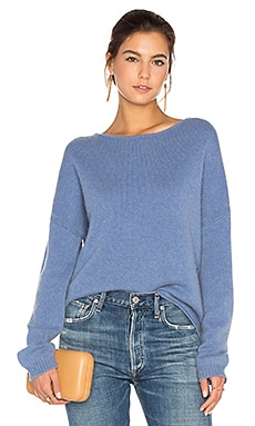 Lady Sweater in French Blue