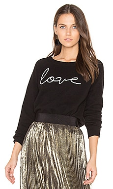 Libre Sweater in Black & Chalk