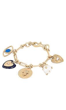 Evil Eye Charm Bracelet Rebecca Minkoff $115 BEST SELLER