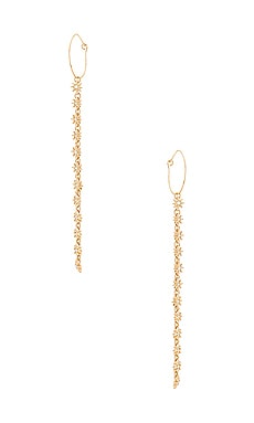 Star Shoulder Duster Hoop Rebecca Minkoff $68