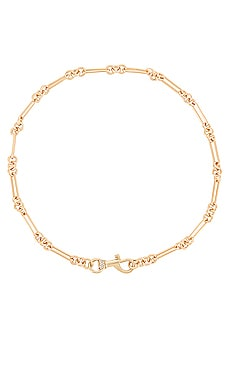 Signature Dog Clip Chain Necklace Rebecca Minkoff $78