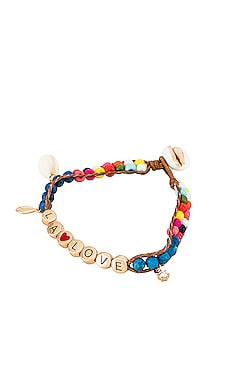 LA Love Beaded Bracelet Rebecca Minkoff $48