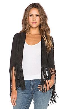 Rebecca Minkoff Crescent Jacket in Black