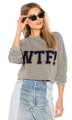 WTF Classic Crew Sweatshirt