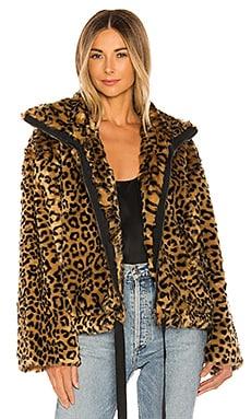 Faux Fur Brigit Jacket Rebecca Minkoff $298
