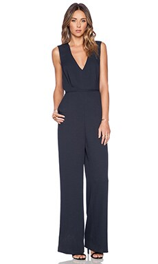 Rebecca Minkoff Angie Jumpsuit in Black