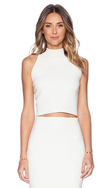 Rebecca Minkoff Valentina Top in White