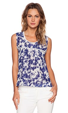 Rebecca Minkoff Lily Top in Mitchel Multi