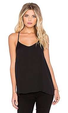 Rebecca Minkoff West Tank in Black