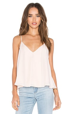 Rebecca Minkoff Blanche Top in Pale Blush
