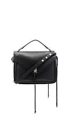 Rebecca Minkoff Darren Messenger Bag in Black