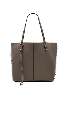 Medium Unlined Tote Bag in Graphite