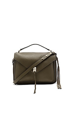 Darren Messenger Bag in Olive